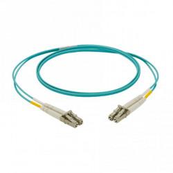 NetKey OM3 Fiber Patch Cord, 2m